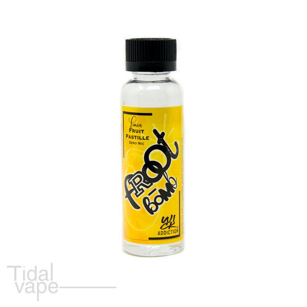Lemon Fruit Pastille by Froot Bomb 50ml