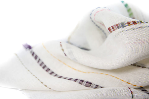 Handmade Linen Table Runner