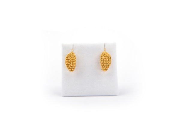 Filigrana Tear Drop Earrings