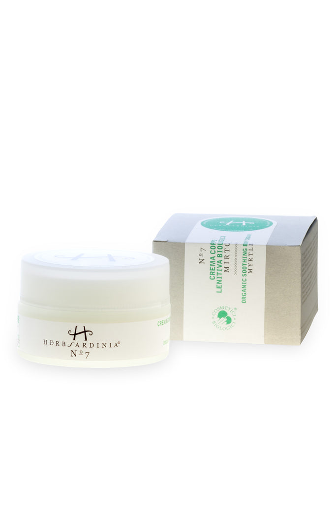 N°7 ORGANIC MYRTLE SOOTHING BODY LOTION