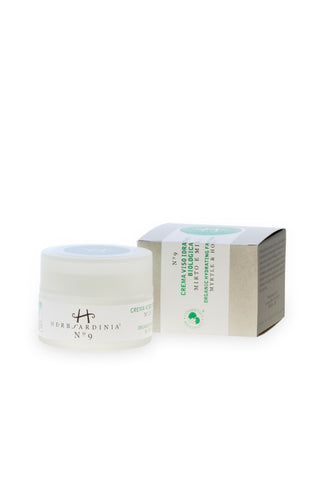 N°9 ORGANIC MYRTLE & HONEY HYDRATING FACE CREAM - 50ML