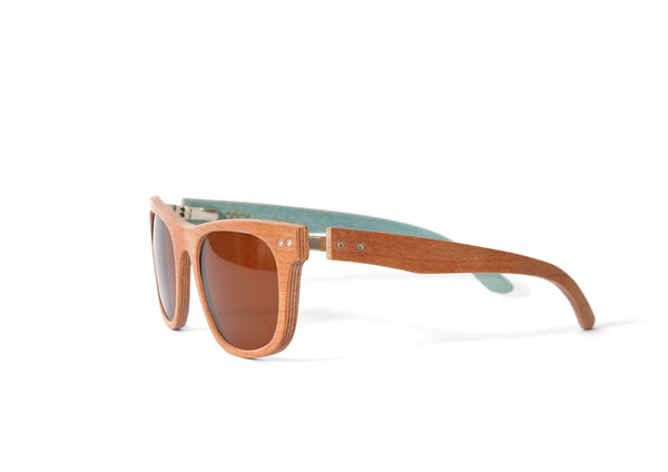 NORAX+ ARIAS SUNGLASSES SIDE VIEW