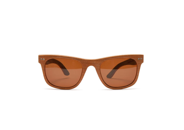 NORAX+ ARIAS SUNGLASSES FRONTAL VIEW