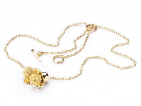 MINI GRAPPOLO Necklace - Gold