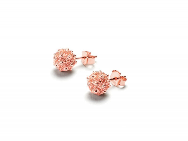 RAGNETTI PERLA Earrings - Rose