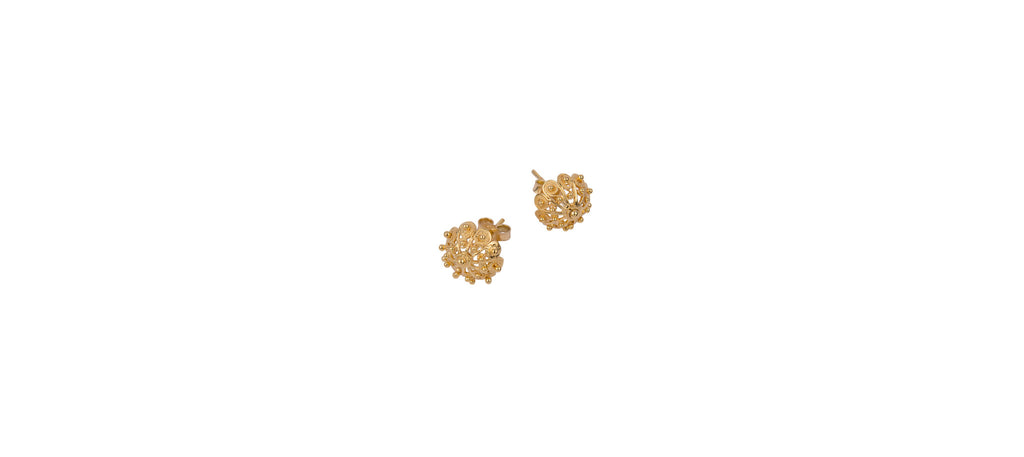 Stud Filigrana Earring