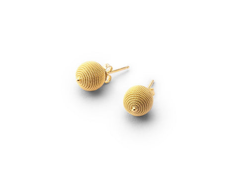 WIRESFERA Earrings - Gold