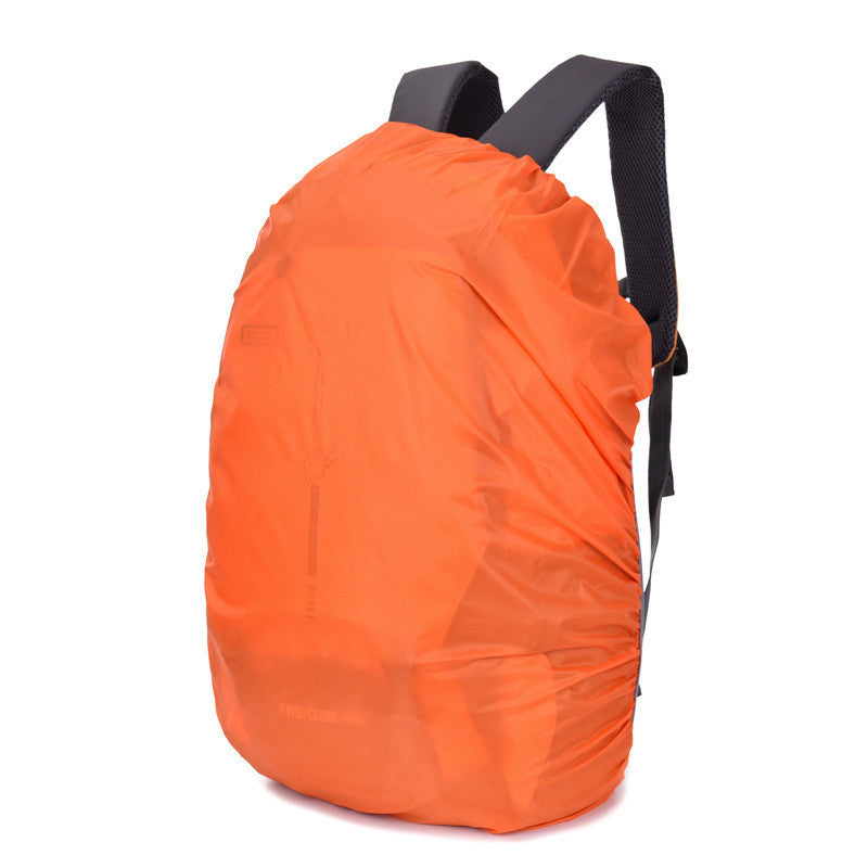 Paracord Camping Equipment Waterproof Camping Hiking Backpack Outdoor Trolley Luggage Bag Dust Rain Cover Travel Accessories