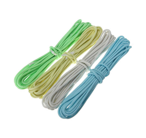 Luminous Glow in the Dark Nylon Paracord Parachute Cord