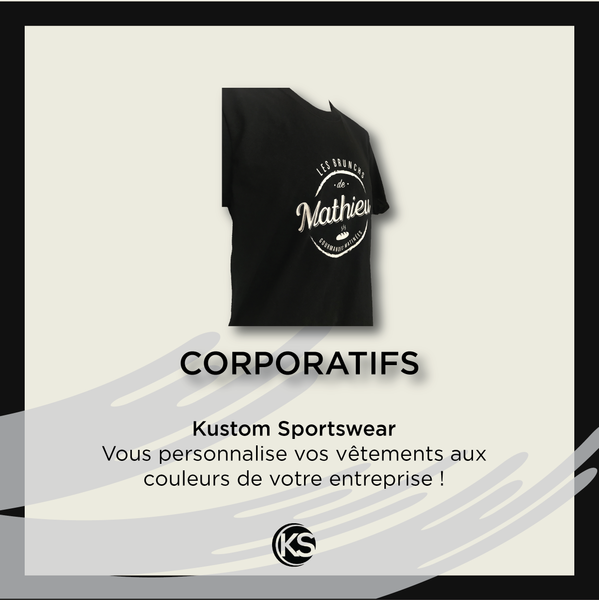 "L'importance du ""Corporate wear"""