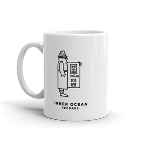 Beat Dealer Coffee Mug - Inner Ocean Records
