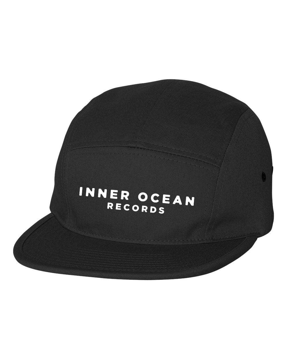 Inner Ocean 5 Panel Hat - Inner Ocean Records