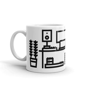Studio Coffee Mug - Inner Ocean Records