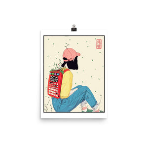 Print - SP BACKPACK ART PRINT