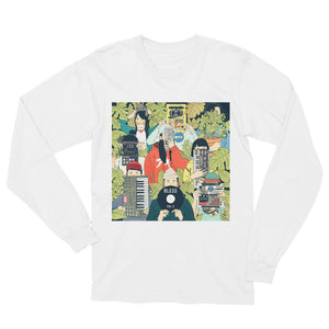 Shirts - BLESS Vol.2 Long Sleeve TEE