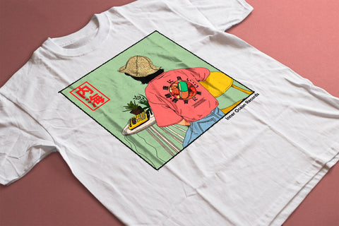 Chill Pill TEE - Inner Ocean Records