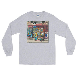 Shirts - DJ MEW MEW SNACKS Long Sleeve