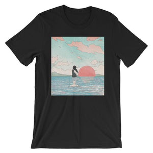 Shirts - SUNSET T SHIRT