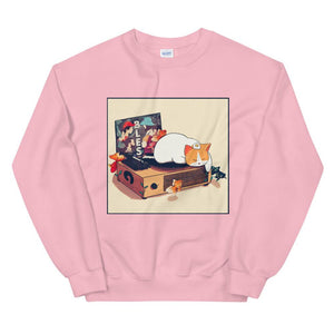 Shirts - VINYL CAT Crewneck