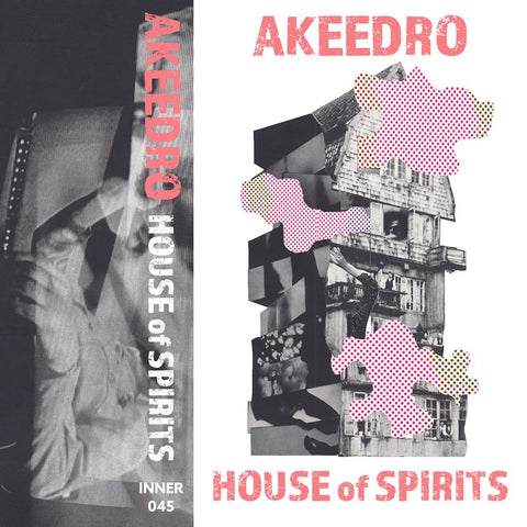 Akeedro - House of Spirits - Inner Ocean Records