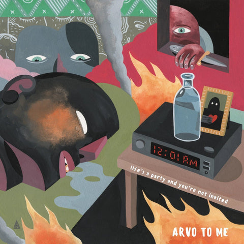 Tape - Arvo To Me - Life's A Party And You're Not Invited