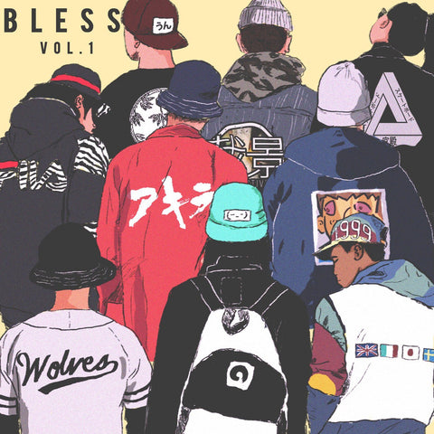 BLESS Vol. 1 - Inner Ocean Records