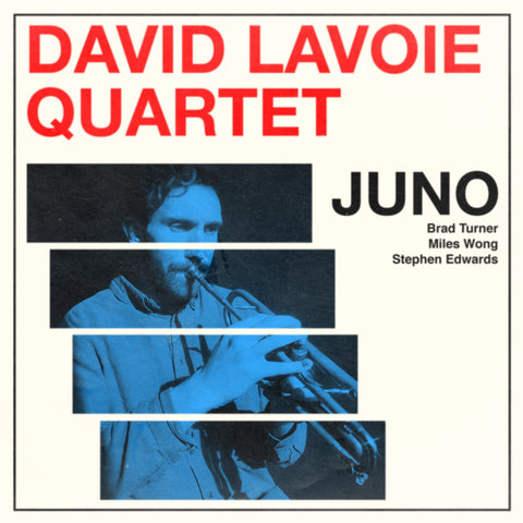 Tape - David Lavoie Quartet - Juno