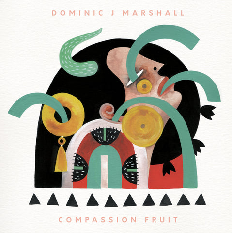 Tape - Dominic J Marshall - Compassion Fruit