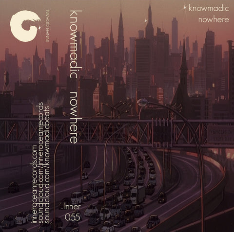 Knowmadic - Nowhere - Inner Ocean Records