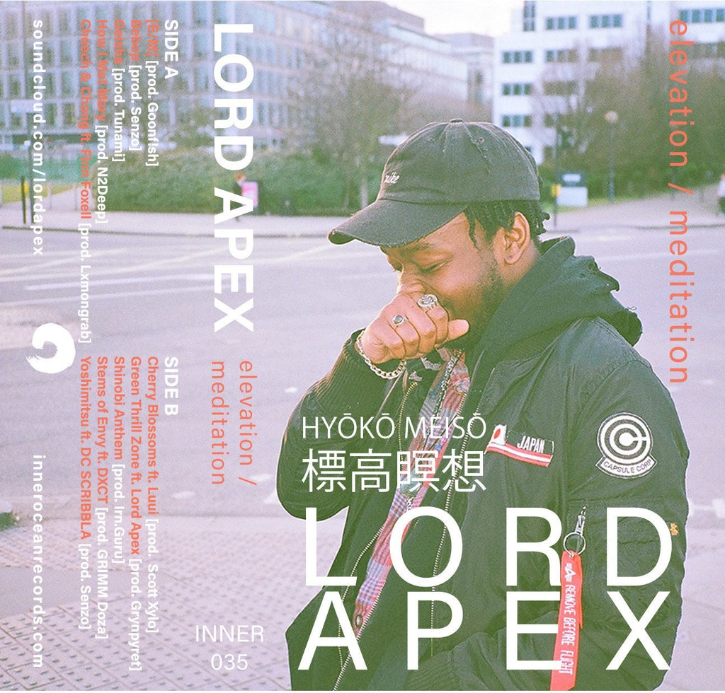 Lord Apex - Elevation Meditation - Inner Ocean Records