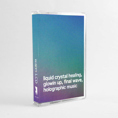 Warm LCD - Liquid Crystal Healing EP - Inner Ocean Records