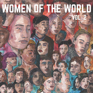 Tape - Women Of The World Compilation Vol. 2