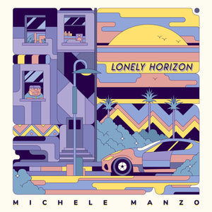 Vinyl - Michele Manzo - Lonely Horizon