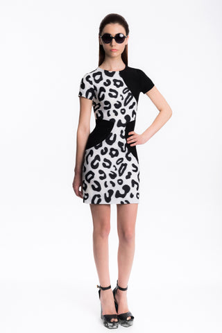 Éthologie Bethany Dress in Black and White