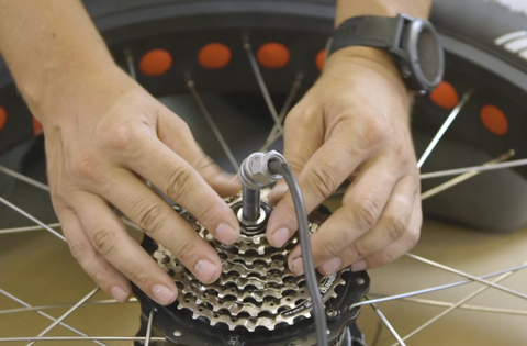 ELECTRIC BIKE REPAIR