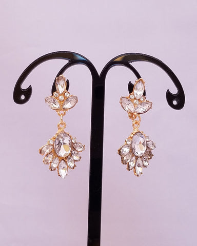 Gala Statement Earrings