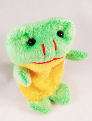 Froggy Finger Puppet