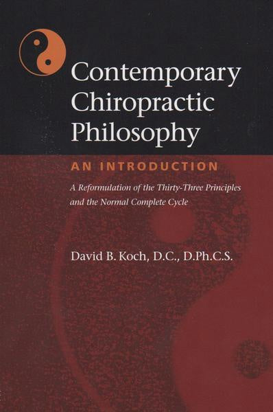 Contemporary Chiropractic Philosophy
