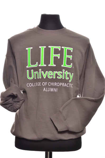 Life University College of Chiropractic Alumni Crewneck