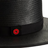Derby (Jet Black Straw)