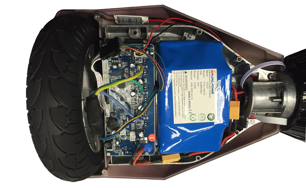 TrekBoard Only Uses Certified Components