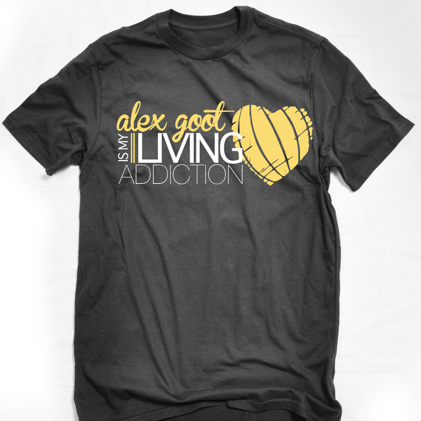 My Living Addiction Shirt