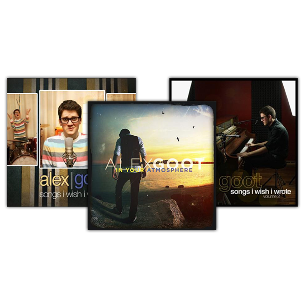 3 CD Bundle