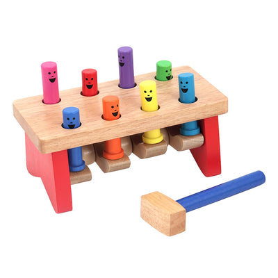 Melissa and Doug - Deluxe Pounding Bench