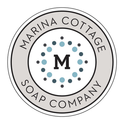 Marina Soap Cottage Goats Milk Soap Bar - Cotton Candy Fluff