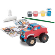 Melissa and Doug - Decorate Your Own Monster Truck