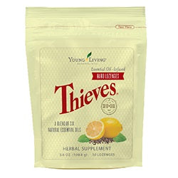Young Living Thieves Hard Lozenges