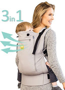 Lillebaby CarryOn All Seasons Toddler Carrier - Stone