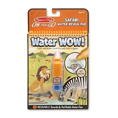 Melissa and Doug - Water WOW! Safari, ON the GO Travel Activity