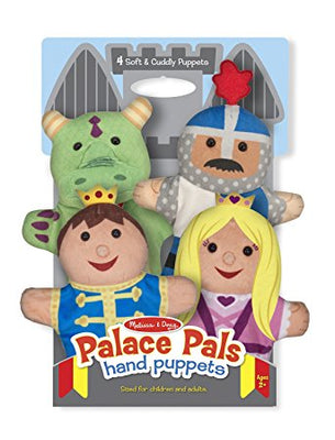 Melissa and Doug - Palace Pals Hand Puppets